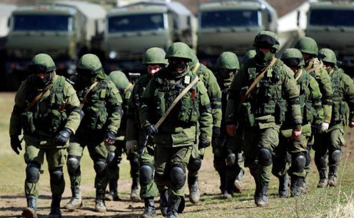 ГУР: Росія перекинула під Маріуполь морську піхоту з Криму