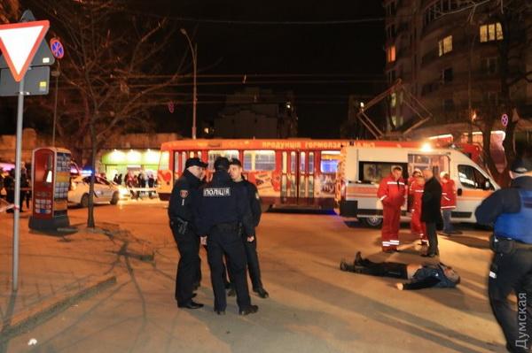 Стало известно, кто расстрелял инкассаторскую машину в Одессе