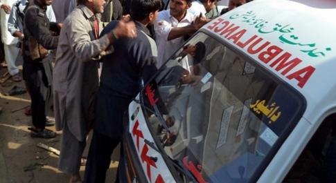 Щонайменше троє людей загинули внаслідок вибуху в Пакистані
