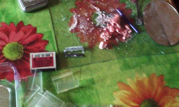 У Маріуполі ліквідували нарколабораторію з виготовлення амфетаміну (ФОТО)