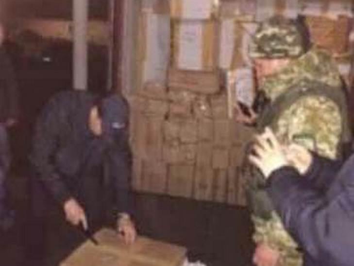 СБУ виявила махінації на Одеській митниці