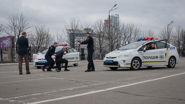 В Украине подготовили первых инструкторов для патрульных