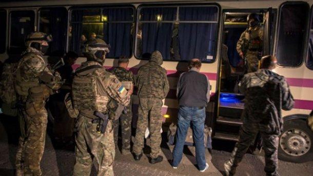 Хорошие новости с АТО: из плена боевиков освободили трех украинцев