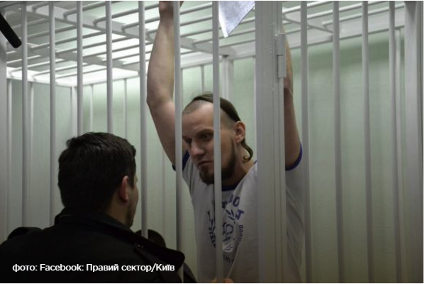 Стрілянина в Мукачеві: суд продовжив арешт активісту ПС
