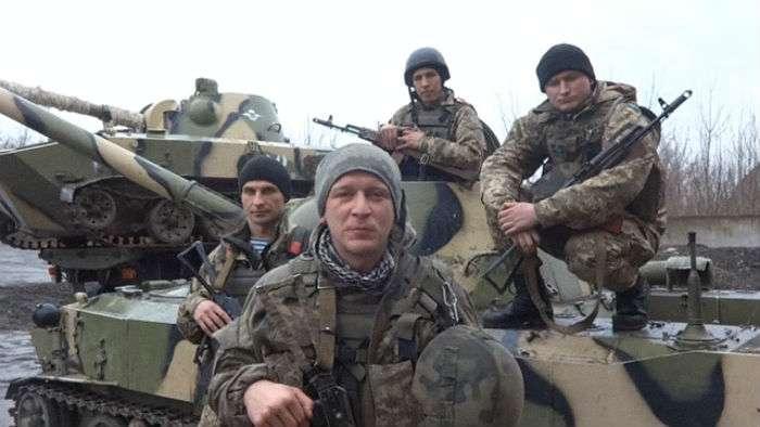 Бійці АТО зворушливо привітали українських жінок з 8 березня (ВІДЕО)