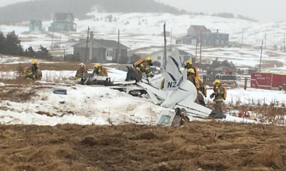 Унаслідок авіакатастрофи у Канаді загинули семеро людей, серед них – екс-міністр