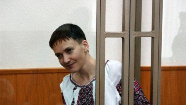 США продовжують дорікати Росії через Савченко