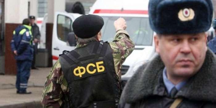 ФСБ затримала на в'їзді до Криму українця з боєприпасами