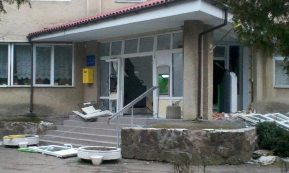 На Прикарпатті стався вибух у поліклініці (ФОТО)