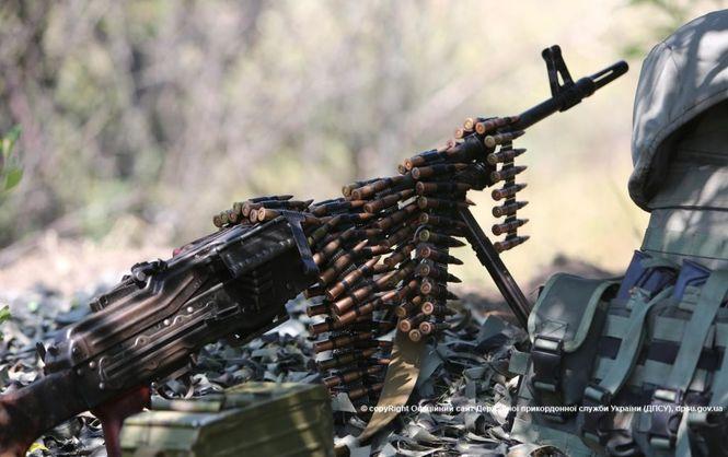 На Донеччині затримали гранатометника бойовиків