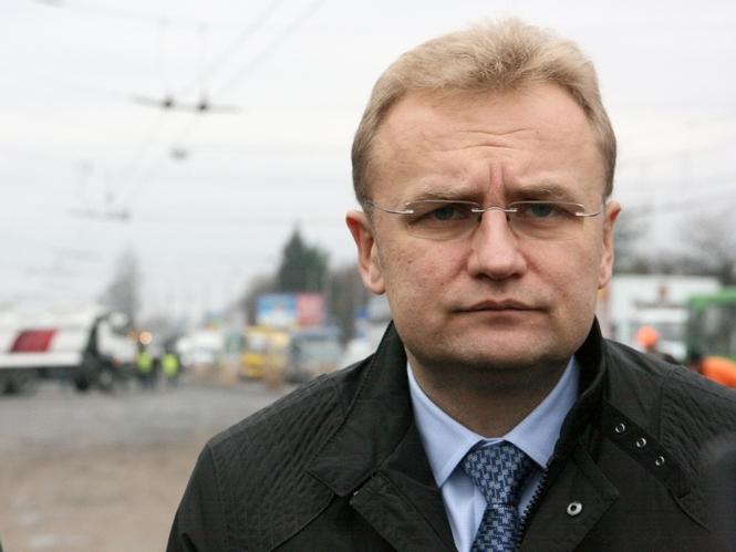 Мустафа Найем порівняв Садового з Януковичем  (ВІДЕО)