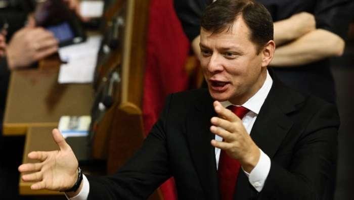 Ляшко обнародовал подробности ночных переговоров с Порошенко (ВИДЕО)