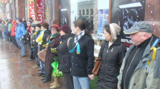 У Петербурзі відбувся мітинг на підтримку Савченко