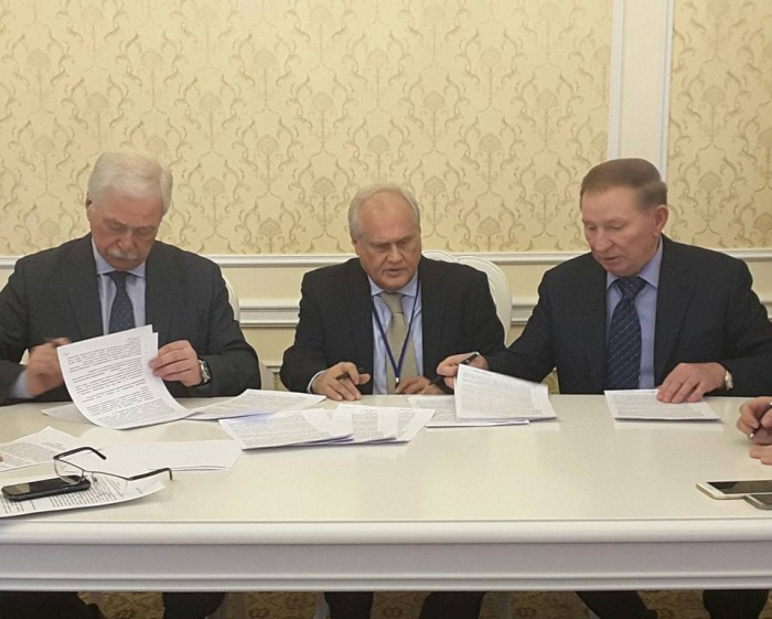 У Мінську сьогодні підписано два документи