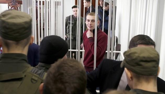 Суд відпустив поліцейського Олійника під домашній арешт