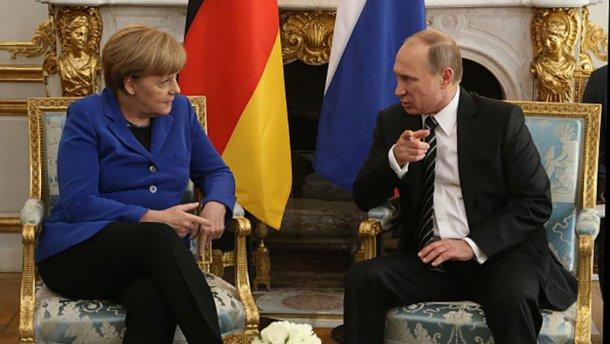 Путін пообіцяв Меркель звільнити Савченко – ЗМІ