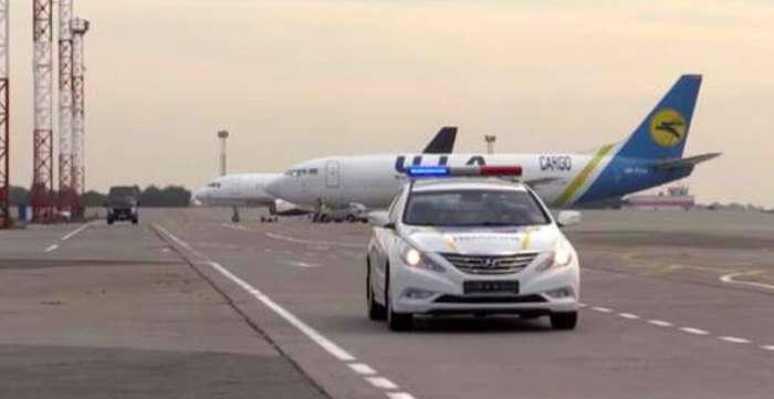 Поліція депортувала з України злодія в законі «Курша» (ВІДЕО)