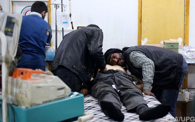 Росія систематично бомбить лікарні в Сирії – Amnesty International