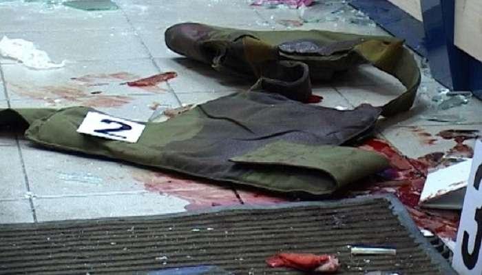 У Києві відбулося криваве пограбування ювелірного магазину (ФОТО)