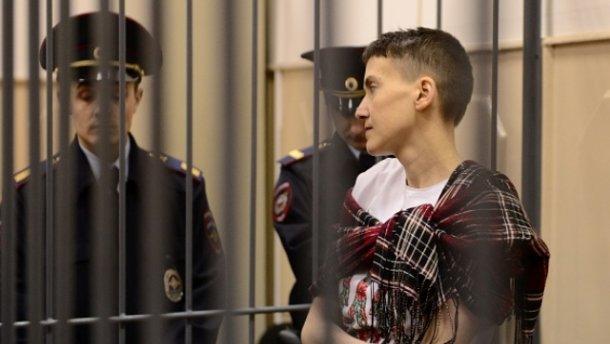 Савченко пропонують засудити на 23 роки