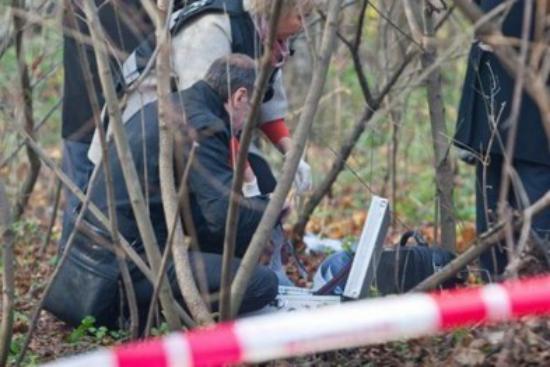 На Львівщині знайшли труп велосипедиста