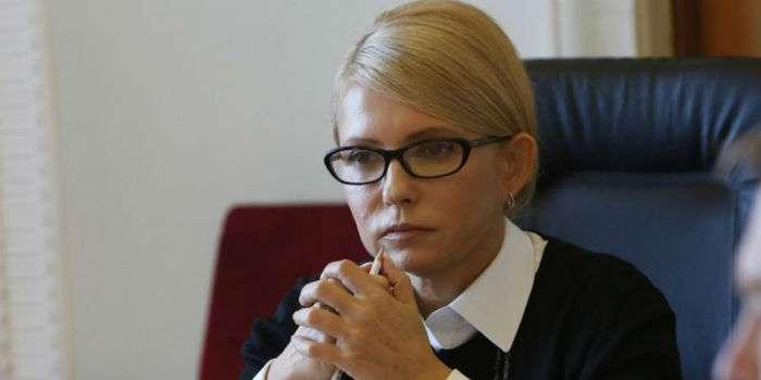 Тимошенко возглавила рейтинг кандидатов в президенты – опрос