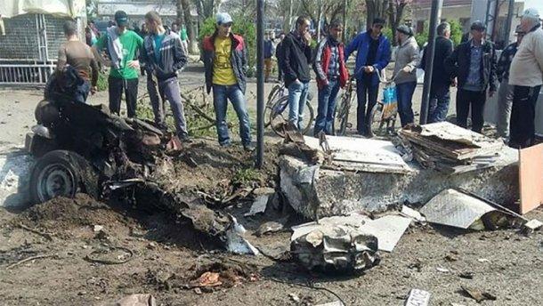 Взрыв в Херсонской области: есть жертва и раненые