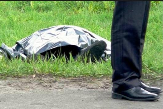 На міжнародній трасі Львів-Краковець знайшли мертвого чоловіка
