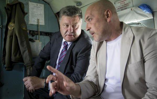 ЗМІ: Порошенко вирішив звільнити голову Луганської ВГА Туку