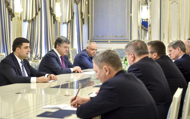 Бальцерович став представником Порошенко в Кабміні