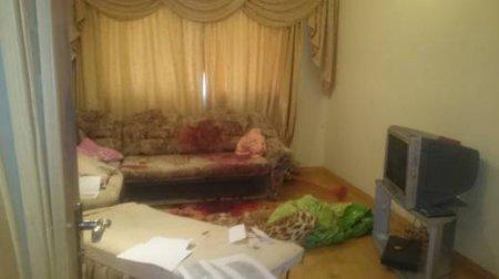 Поліція оприлюднила шокуючі фото з місця вбивства студентів в Ужгороді (ФОТО 18+)