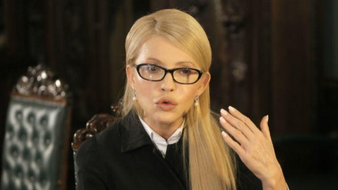 """""""Косу я не розплітаю"""": дизайнер розкрила секрети іміджу Тимошенко (ВІДЕО)"""