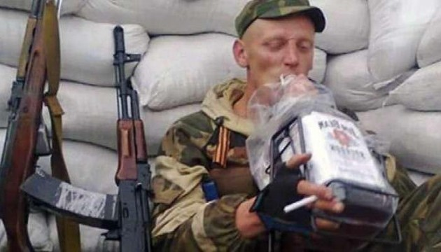 П'яні російські дезертири буянять та просяться додому