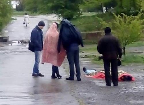 У Львові посеред вулиці виявили два трупи (ФОТО)
