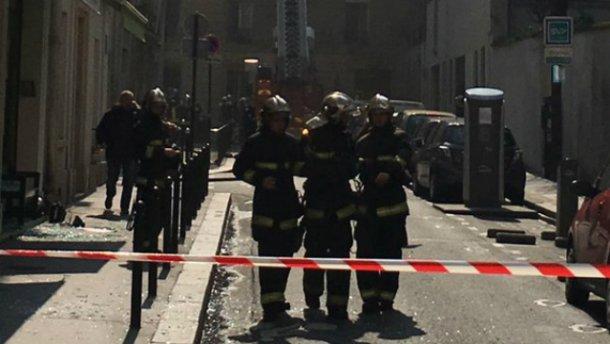 У Парижі потужний вибух: з'явилися фото та відео
