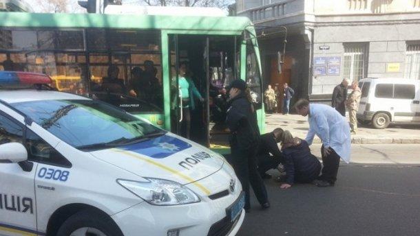 Патрульна поліція збила жінку в Одесі, – ЗМІ