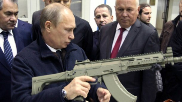 Разведка США рассказала, почему Путин на самом деле создает Нацгвардию