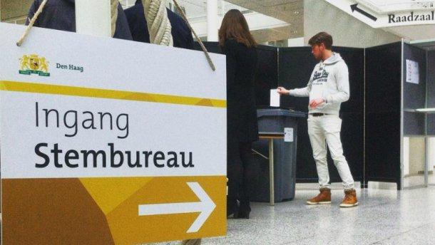 Референдум в Нидерландах могут признать недействительным: явка не дотягивает до 30%