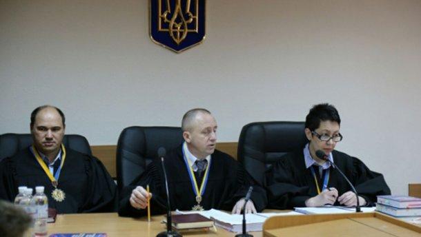 Суддю російських ГРУшників охороняють на прохання Порошенка, — МВС