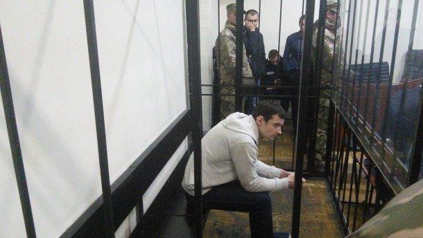 Краснов просидить під арештом ще два місяці