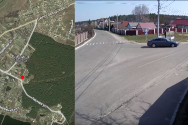 В інтернеті з'явилося відео з камер спостереження зниклого Познякова, який відправився у Київ (ВІДЕО)