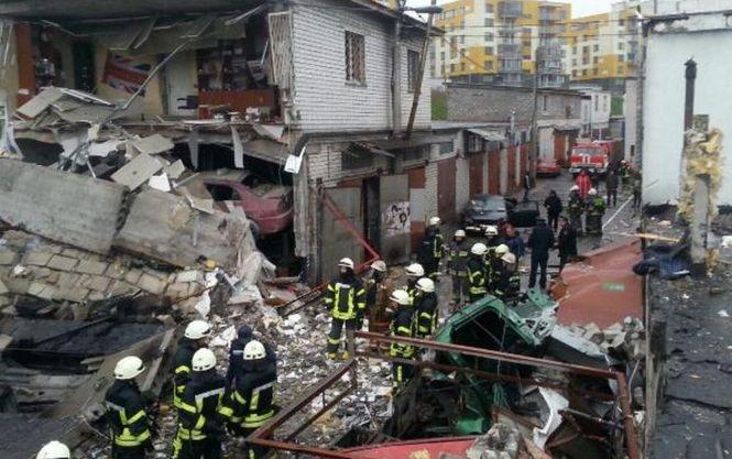 На Подолі в Києві прогримів вибух, одна людина загинула