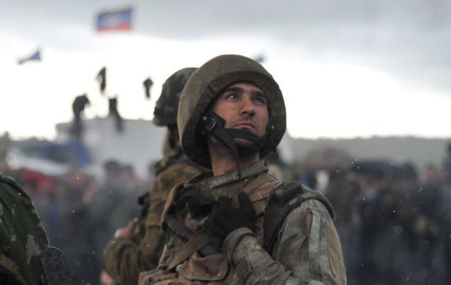 Боевики за минувшие сутки 77 раз обстреляли позиции сил АТО