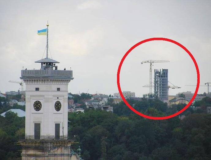 Від завтра скандальні будівництва Львова візьме у свої руки Інспекція ДАБК