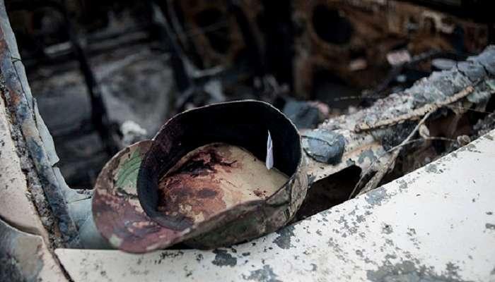 Тука повідомив про нічні обстріли та підрив мосту неподалік Луганська