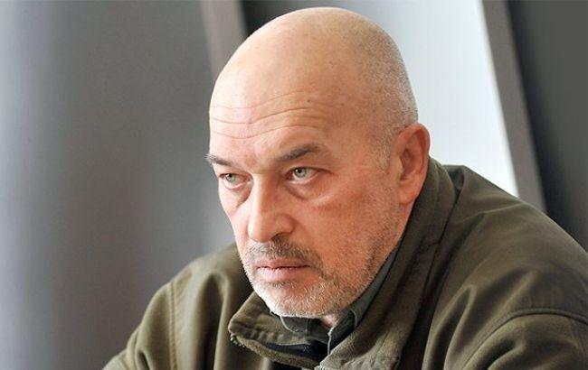 Тука допустил восстановление торговли с оккупированным Донбассом