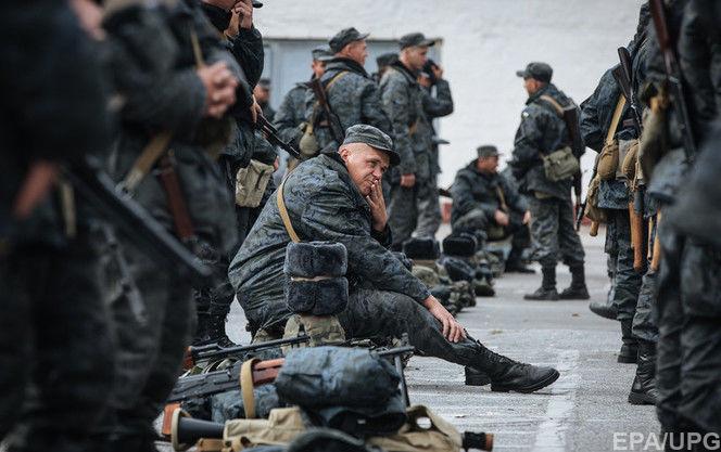 В Украине начался военный призыв