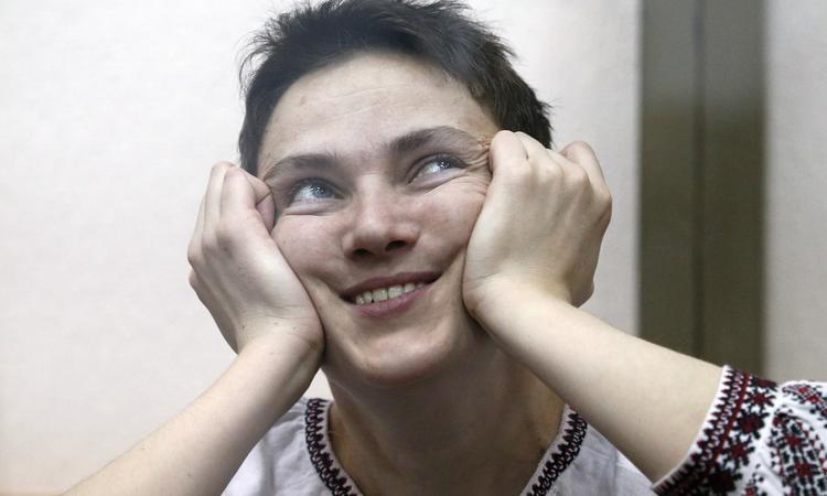 Савченко вперше з'явилась у Раді: опубліковано емоційне фото
