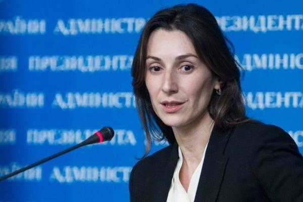 Згуладзе подала в отставку, Кабмин поддержал