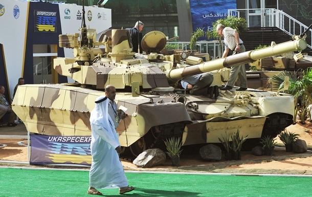 До Таїланду прибула партія українських танків – ЗМІ